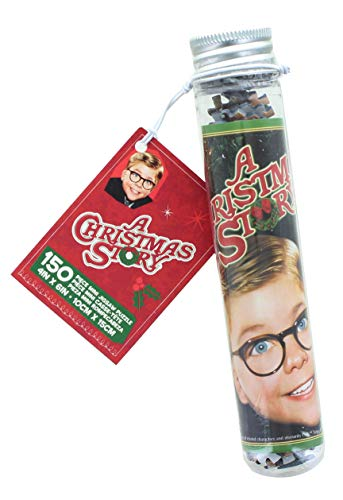 NMR Distribution, A Christmas Story Micro Puzzle 150 Pieces