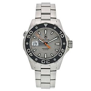 TAG Heuer Men's WAJ1111.BA0870 Aquaracer 500M Quartz Watch