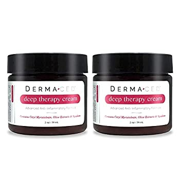 Dermaced Deep Therapy Cream - Best Recommended Advanced Eczema and Psoriasis Treatment Cream - Soothe and Nourish