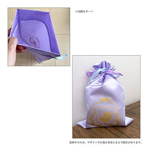 【予約販売】ツイステッドワンダーランド サテン巾着 オクタヴィネル APDS5496_2