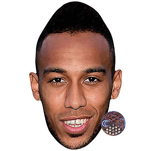 Celebrity Cutouts Pierre-Emerick Aubameyang (Smile) Big Head