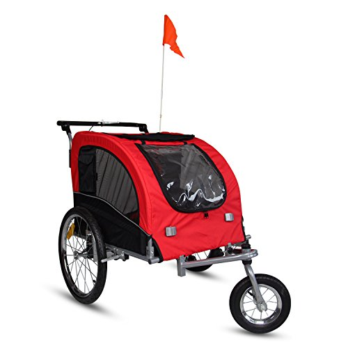 Kinbor Pet Trailer 3 Wheels-1
