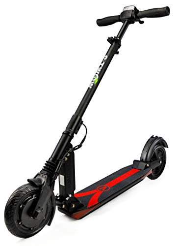 BOOSTER MONSTER SPORT BLACK (V2 2019) E-twow