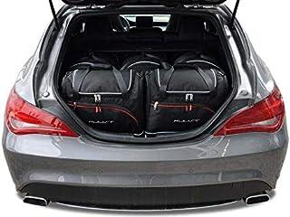 KJUST Taschen 5 STK kompatibel mit Mercedes Benz CLA Shooting Brake 2015   2018
