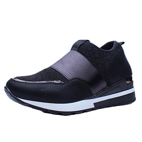Dames Mand Sneakers Hardloopschoenen Ademend Lichtgewicht Comfort Slip-on Outdoor Atletische Fitness Wandelen Joggen Casual Trainers