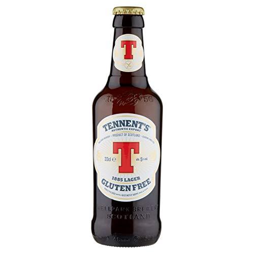 Tennent's Birra Gluten Free Bottiglia 330 ml