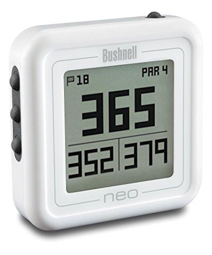 Bushnell 368222 Bushnell NEO Ghost Golf GPS/Rangefinder, White