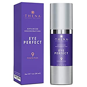 Anti aging products THENA Anti Aging Eye Cream With Organic & Natural Ingredients