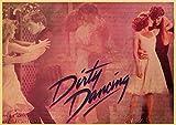 Caweilen Leinwand Malerei 60x80cm Kein Rahmen Dirty Dancing