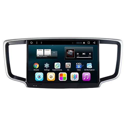 TOPNAVI Android 7.1 Autoradio Radio pour Honda Odyssey 2015 2016 2017 2018 Auto Stéréo GPS Navigation Player avec Quad Core WiFi 3G RDS Lien Miroir FM AM Bluetooth Audio Vidéo