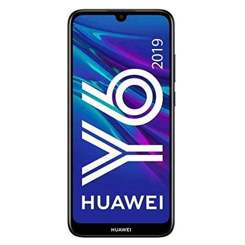 Huawei Y6 (2019) 4G 32GB Dual-SIM Midnight Black EU