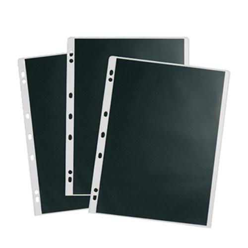 675764-10 - 10 x PVC-Präsentationssichthülle DIN A1 - für Präsentationsmappe Art Portfolio Economy + Superior