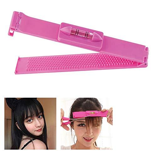 Hilai 1 STÜCK Haarschneide-Kit Haarspange Trim Bang Schneidewerkzeug DIY Haar-Styling-Tool Haarschneider Clipper Einfache Anwendung FüR Den HäUslichen Haarschnitt