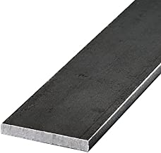 Online Metal Supply A36 Hot Rolled Steel Flat Bar, 1/2