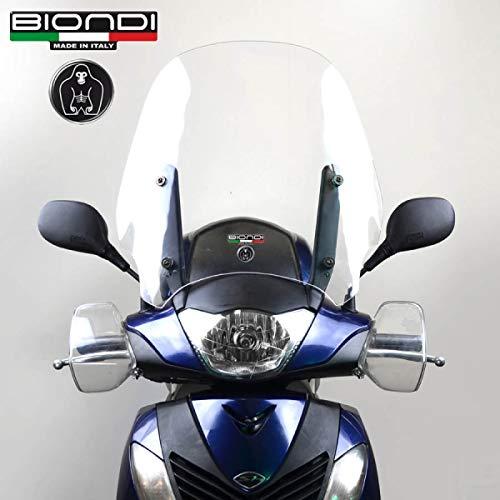 BIONDI Lastra di Ricambio per Parabrezza Originale Sh 125 150 2009-2011