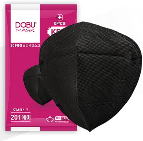 DOBU MASK 201A KF94 Mask Disposable higher 94% filter or Baltimore Max 78% OFF Mall effic