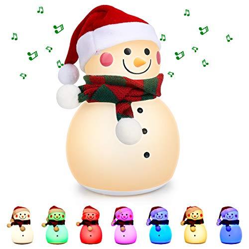 luz navidad nieve de la marca Jhua
