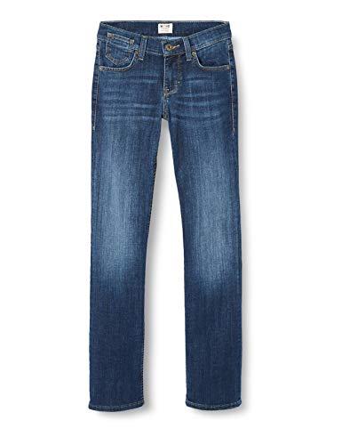 MUSTANG Damen Girls Oregon Jeans, Blau (Dark 882), 44 (Herstellergröße: 34/34)