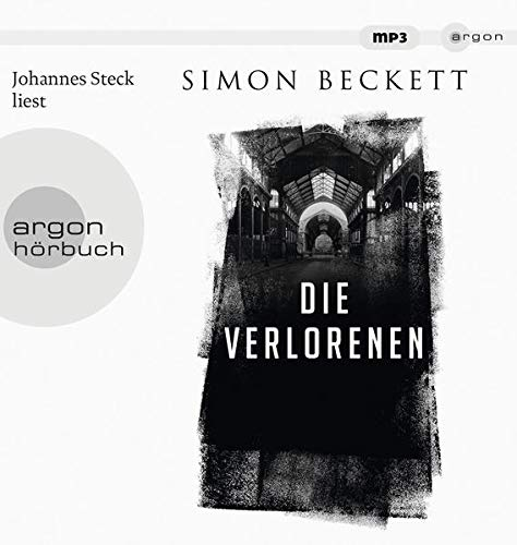 Coverbild von Die Verlorenen, von Simon Beckett