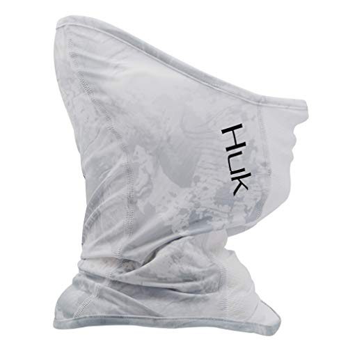Huk Men's KC Scott Trophy Neck Gaiter | Face Protection with UPF 30+ Sun Protection , SubPhantis Sub Zero, OSFA