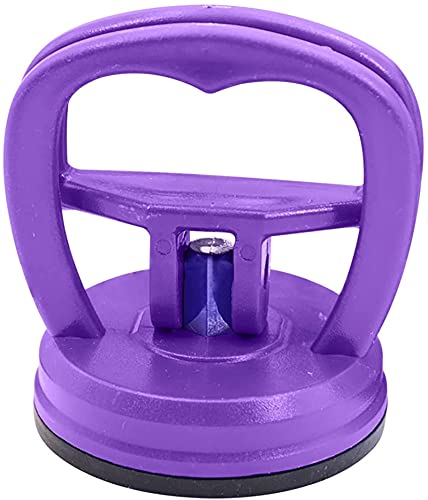 BGYL Outil de retrait de bosses de voiture - Avec ventouse - Puissant - Pour enlever les bosses - Violet