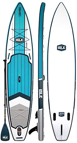 ISLE 12'6' Discovery | Inflatable Stand Up Paddle...