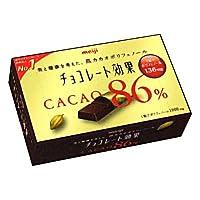 明治 チョコレート効果カカオ86%BOX 70g 60コ入り