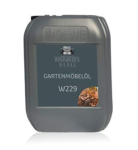 Gartenmöbelöl Terrassenöl Pflege Holzmöbel Teakholz WO-WE W229 5L