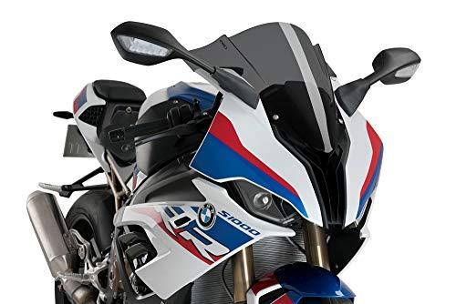 DMS Sporting GMBH 3571F PU-3571F Racingscheibe kompatibel für S1000RR 2019- getoent 90% Verkleidungsscheibe