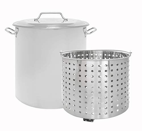 100 quart stainless steel - 4