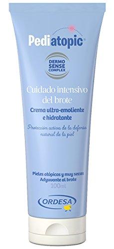 Pediatopic Cuidado intensivo del Brote 100ml, crema ultra-emoliente e hidratante para la piel atópica y/o extremadamente seca.