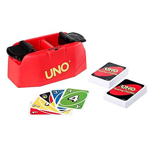 UNO Ultimate, Gioco di Carte per la Famiglia con 112 Carte, Giocattolo per Bambini 7+Anni, GKC04