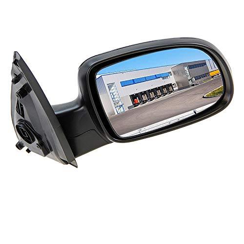 1x Außenspiegel rechts konvex grundiert beheizbar inneneinstellbar elektrisch für Linkslenker