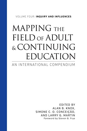 Compare Textbook Prices for Mapping the Field of Adult and Continuing Education: An International Compendium  ISBN 9781620365366 by Knox, Alan B.,Conceição, Simone C. O.,Martin, Larry G.,Frye, Steven B.