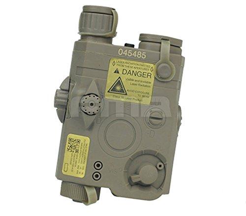 FMA PEQ-15 LA-5 Dummy-Batteriegehäuse für Taktische Airsoft-AEG-Anzeige TB419 (NUR im Fall) Nicht für Lange Batterie FG