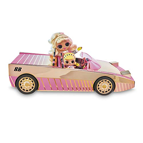 L.O.L. Surprise!- Lights Car-Pool Coupe, LLUB7