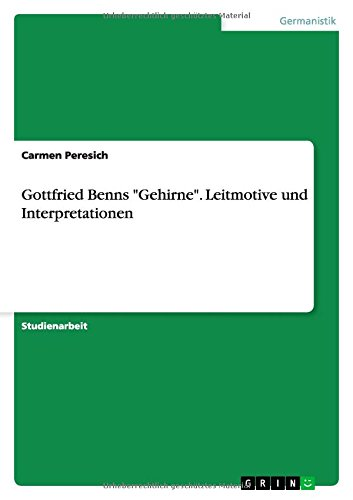 Gottfried Benns
