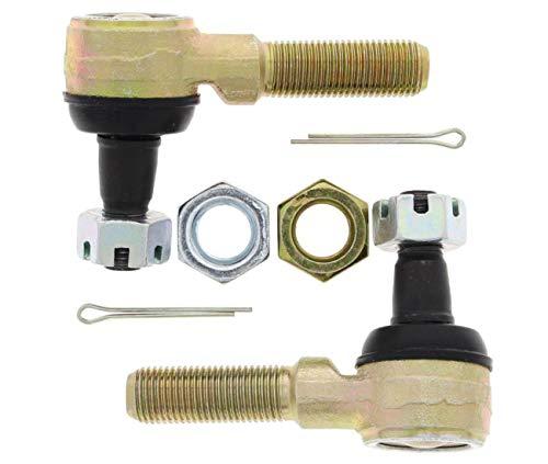 Compatible avec/Remplacement pour COMPATIBLE LTR 450 / LTZ 400 / LTA 500-750 / KFX 450 R- 08/12- KIT ROTULES DE DIRECTION -51-1028
