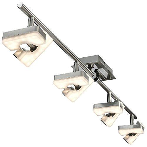 LED Design Decken Leuchte 24 Watt Strahler bewegliche Lampe Spot Leiste Esto 762020-4