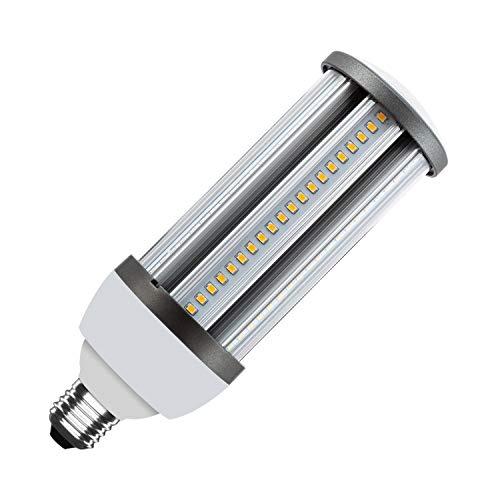 LEDKIA LIGHTING Bombilla LED Alumbrado Público Corn E27 Casquillo Gordo 30W IP64 Blanco Frío 6000K - 6500K