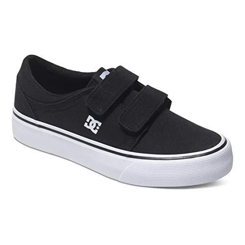 DC Shoes Trase V - Shoes - Schuhe - Jungen - EU 37 - Schwarz