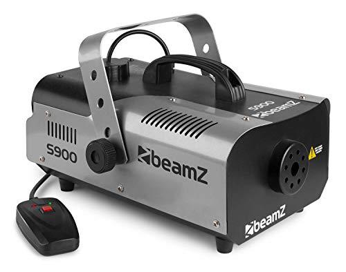 BeamZ S900–Nebelmaschinen (345x 205x 190mm)