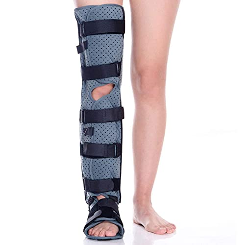 NACHEN Inmovilizador de Rodilla Rodillera y estabilizador para recuperación, fracturas de Rodilla, inestabilidad, LCA, MCL, desgarro de menisco, Artritis, Desplazamiento y recuperación posquir