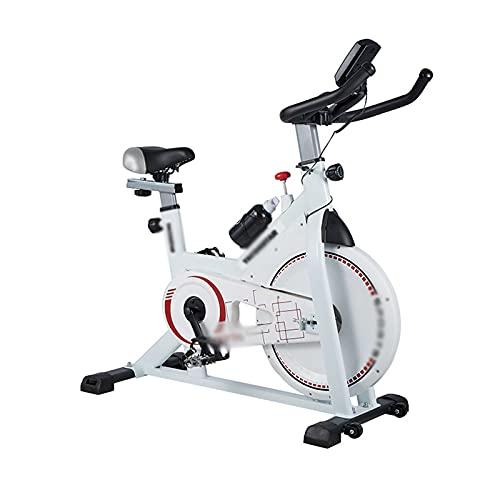 CJDM Bicicletas giratorias, Bicicletas estáticas Deportivas para el hogar, Equipos de Fitness silenciosos para Interiores, Equipos de Fitness para Bicicletas, Equipos de Entrenamiento de Gimnasio