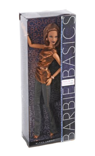 Barbie Collector Basics Model #08 - Collection #2.5 (japan import)