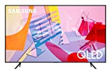 SAMSUNG Q60T Series 43-inch Class QLED Smart TV | 4K, UHD Dual LED Quantum HDR | Alexa Built-in | QN43Q60TAFXZA, 2020 Model
