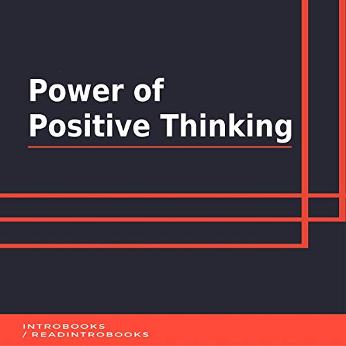 Power of Positive Thinking cover art