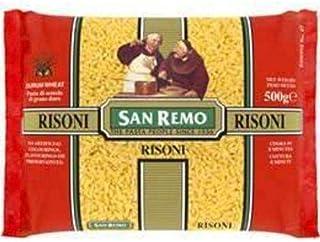 6Kg Pasta Risoni San Remo 12 X 500G