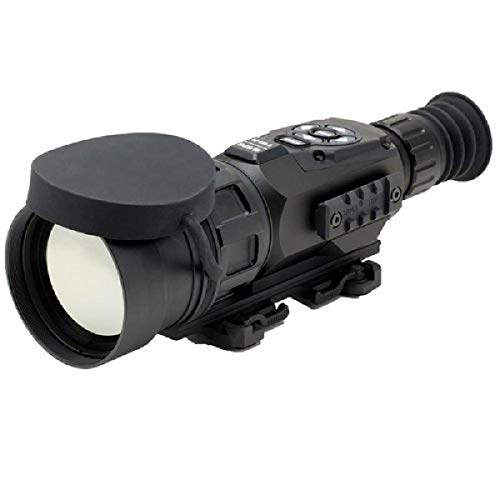 ATN ThOR-HD 384 9-36x, 384x288, 100 mm, Thermal Rifle Scope w/ High Res Video, WiFi, GPS, Image Stabilization, Range Finder, Ballistic Calculator and IOS and Android Apps
