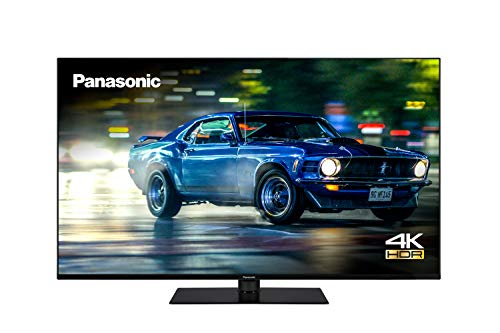 Panasonic TX-43HX600BZ 43 Inch 4K Multi HDR LED LCD Smart TV with Dolby Vision and Dolby Atmos, Black